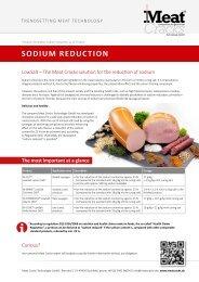 Meat Cracks - Natriumreduktion EN
