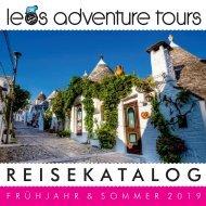 Leo`s Adventure Tours Webkatalog 2019