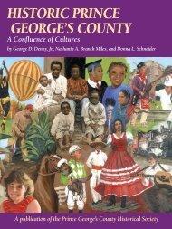 Historic Prince George County