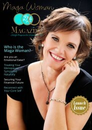 Maga Woman Magazine - issue #1