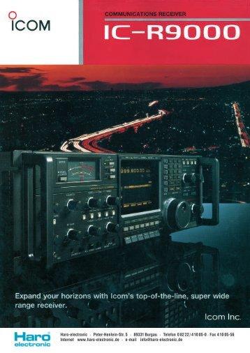 Haro-electronic · Peter-Henlein-Str.5 · 89331Burgau · Telefon 08222 ...