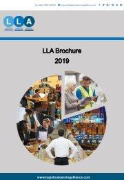 LLA Brochure 2019