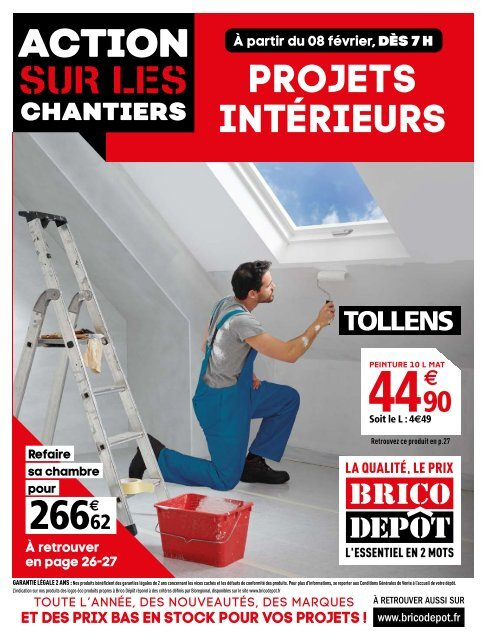 Catalogue Brico Depot 8 28 Fevrier 2019