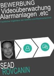Bewerbung&Lebenslauf-Rovcanin-Sead#