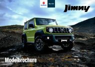 Suzuki Jimny modelbrochure