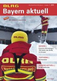 DLRG Bayern aktuell   01 - 2019