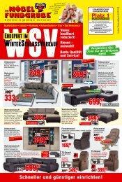 Die Möbelfundgrube - KW 6