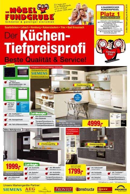 Die Möbelfundgrube - Küchen