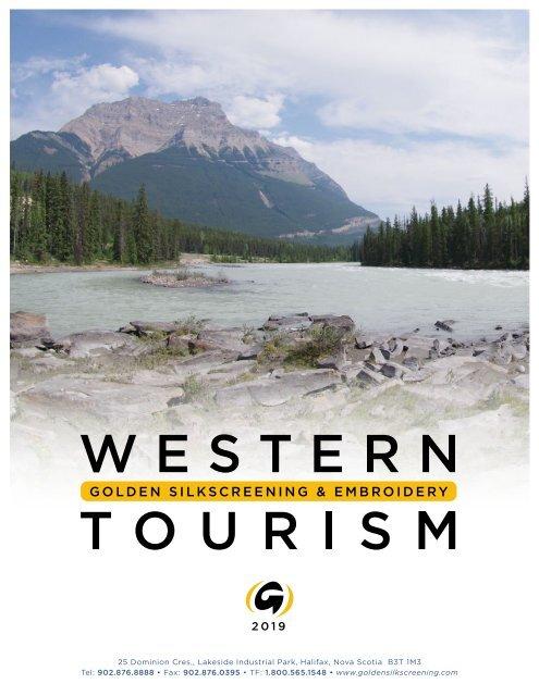 Western Tourism 2019