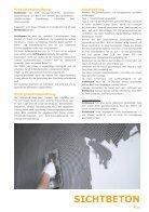 Sichtbeton - Broschüre - Seite 2
