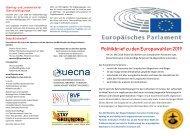 2019-02-06 Politikbrief zur Europawahl 2019