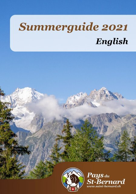Summer guide english