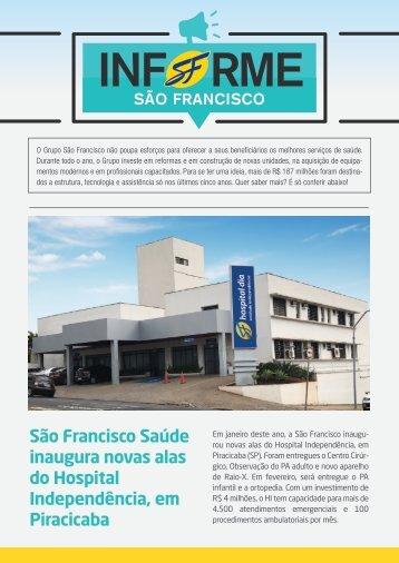 Informe São Francisco