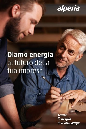 Diamo energia al futuro della tua impresa