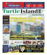 Turtle Island News - 02/06/2019