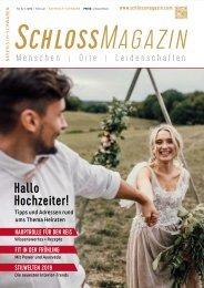 SchlossMagazin BayerischSchwaben Februar 2019
