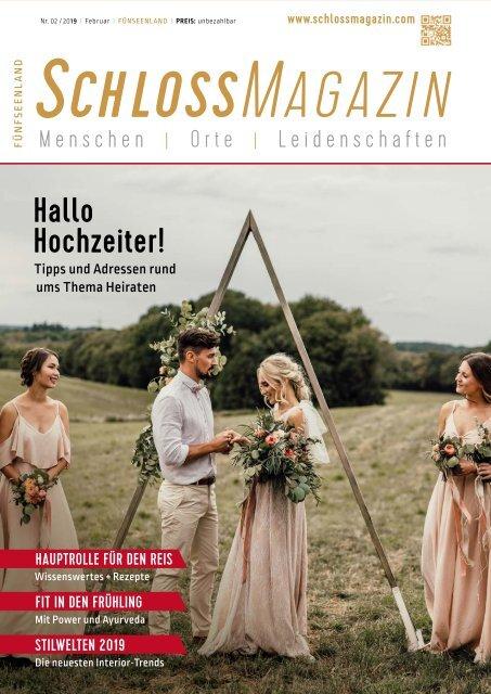SchlossMagazin Fünfseenland Februar 2019
