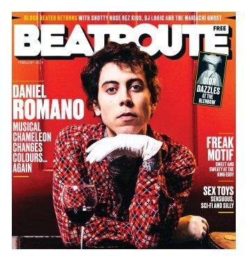 BeatRoute Magazine AB Edition February 2019