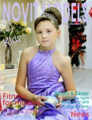 Magazine NOVIT MODELS KIDS™ №6/2018