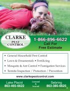 Lake Placid, Florida Visitors Guide - Page 3