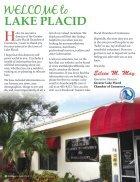 Lake Placid, Florida Visitors Guide - Page 6