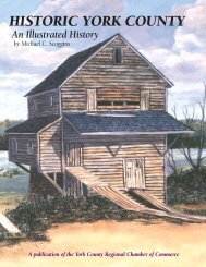 Historic York County