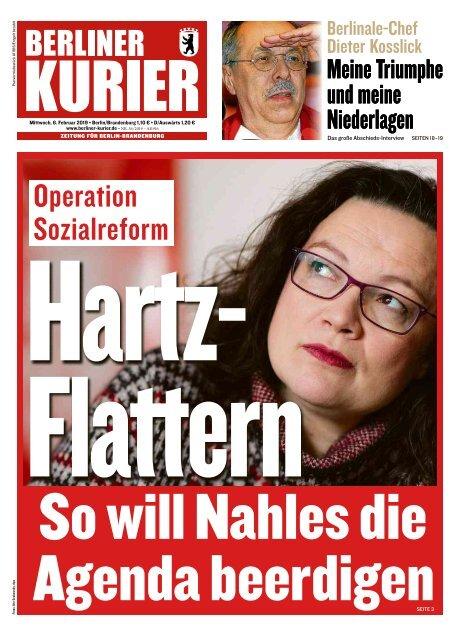 Berliner Kurier 06.02.2019
