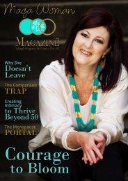 Maga Woman Magazine - issue #6