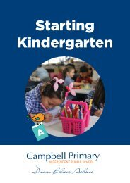 CPS STARTING KINDERGARTEN BOOKLET_2019