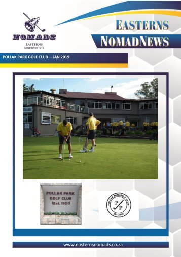 Nomads Magazine - Pollak Park Jan 2019