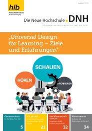 Die Neue Hochschule Heft 1/2019