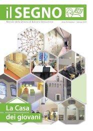 ll Segno - Mensile della Diocesi die Bolzano-Bressanone - Anno 55, numero 1, gennaio 2019