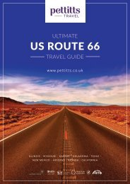 The Ultimate Route 66 Guide by Pettitts Travel
