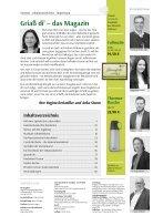 Griaß di' Magazin Februar / März 2019 - Seite 3