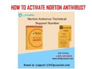 HOW TO ACTIVATE NORTON ANTIVIRUS |  Norton Tech Support