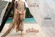 Almirah Vol-1 SpringSummer Collection 2019 New