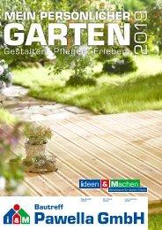 Holz im Garten - Pawella