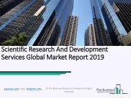 Scientific Research And Development Services Global Market Report 2019