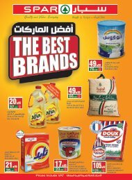 SPAR flyer from 6 to 12 Feb 2020
