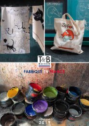 Catalogue T&B Maison 2019
