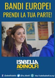 Copy of UN ANNO DI ATTIVITA' AL PARLAMENTO (1)