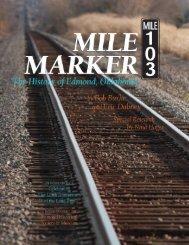 Mile Marker 103 - The History of Edmond, Oklahoma