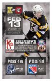 Kingston Frontenacs GameDay February 8, 2019 - Page 6