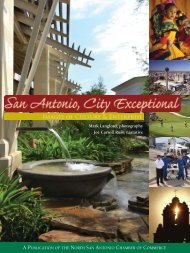 San Antonio, City Exceptional