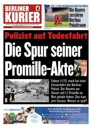 Berliner Kurier 07.02.2019