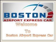 Affordable Boston Logan airport car