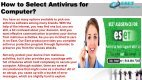 Eset antivirus support number  - Page 4