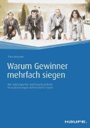 Leseprobe: Warum Gewinner mehrfach siegen von Theo Bergauer
