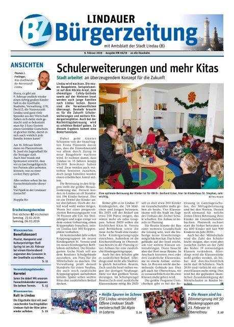 09.02.2019 Lindauer Bürgerzeitung
