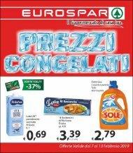 Eurospar S.Gavino 2019-02-07